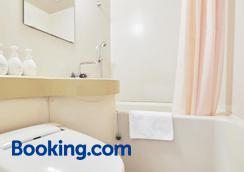 西那須野站前精選酒店 - 櫪木 (縣) - 那須鹽原市 - 浴室