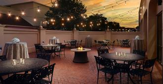 Charlotte Marriott Southpark - Charlotte - Restaurante
