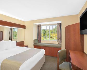 Microtel Inn & Suites by Wyndham Bentonville - Bentonville - Bedroom
