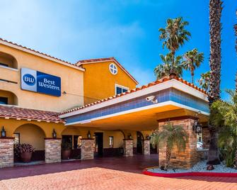 Best Western Moreno Hotel & Suites - Moreno Valley - Building