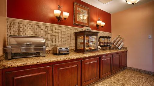 Best Western Moreno Hotel & Suites - Moreno Valley - Buffet
