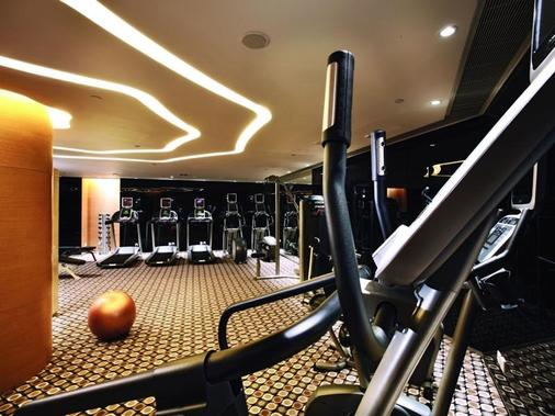 The T Hotel - Hong Kong - Gym