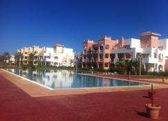 Appartement Ap2 Marina Saidia - Saïdia - Pool