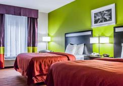 Quality Suites Fort Myers - I-75 - Fort Myers - Makuuhuone