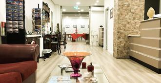 Hotel Elite - Palermo - Lobby