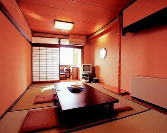 Obama Onsen Tsutaya Ryokan - Unzen - Dining room