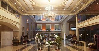 Euro Park Hotel - Estambul - Recepción