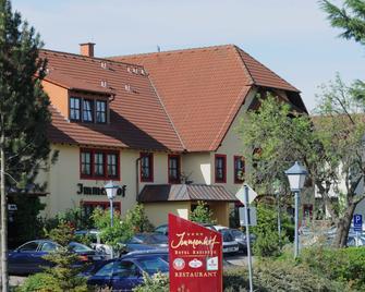 Hotel Residenz Immenhof - Sankt Martin - Будівля