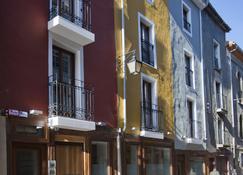 El Albergue de la Catedral - Vitoria-Gasteiz - Toà nhà
