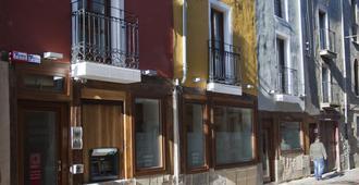 阿爾伯格大教堂旅館 - 維多利亞 - 維多利亞 (西班牙) - 建築