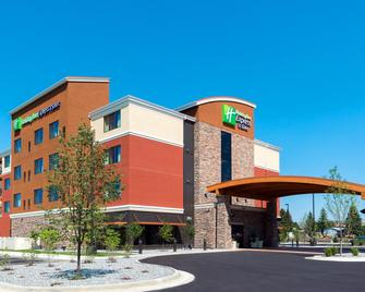 Holiday Inn Express Hotel & Suites Butte - Бутт - Building