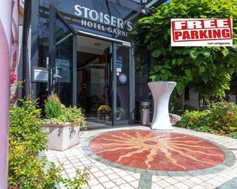 Hotel Stoiser's Graz - Graz - Outdoor view