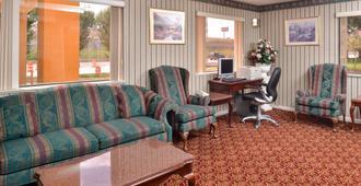 Americas Best Value Inn & Suites Houston Brookhollow Nw - Houston - Sala de estar