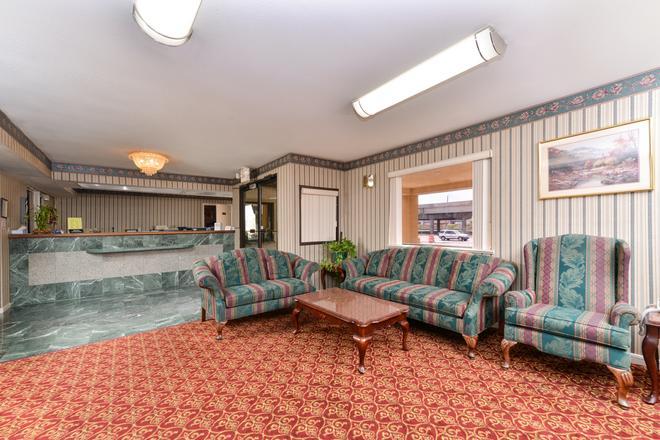 Americas Best Value Inn & Suites Houston Brookhollow Nw - Houston - Lobby