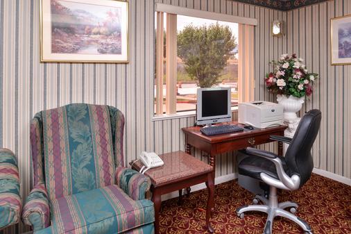 Americas Best Value Inn & Suites Houston Brookhollow Nw - Houston - Khu vực làm việc