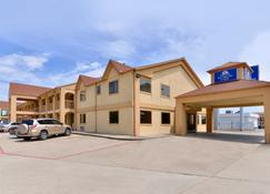 Americas Best Value Inn & Suites Houston Brookhollow Nw - Houston - Gebouw