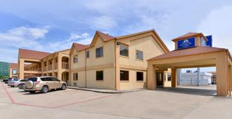 Americas Best Value Inn & Suites Houston Brookhollow Nw - Houston - Building