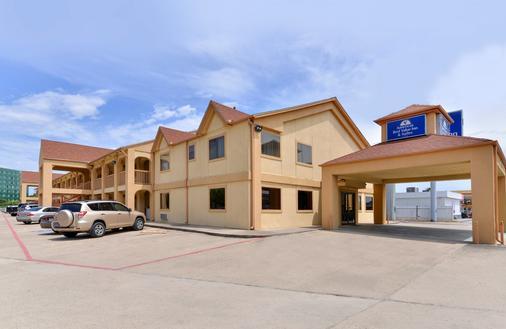 Americas Best Value Inn & Suites Houston Brookhollow Nw - Houston - Toà nhà
