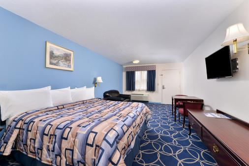 Americas Best Value Inn & Suites Houston Brookhollow Nw - Houston - Phòng ngủ