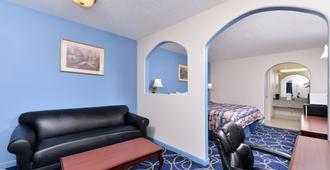 Americas Best Value Inn & Suites Houston Brookhollow Nw - Houston - Olohuone