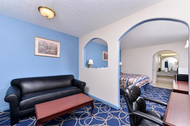 Americas Best Value Inn & Suites Houston Brookhollow Nw - Houston - Living room