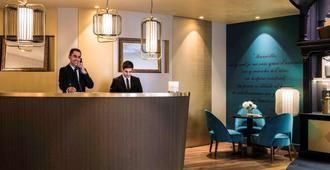 Grand Hotel Beauvau Marseille Vieux Port - MGallery - Marseille - Front desk