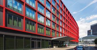 Mövenpick Hotel Frankfurt City - Frankfurt/ Main - Toà nhà