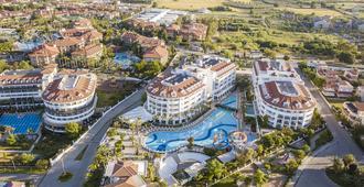 Alba Queen Hotel - Side (Antalya) - Outdoors view