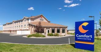 Comfort Inn and Suites Near University of Wyoming - Laramie