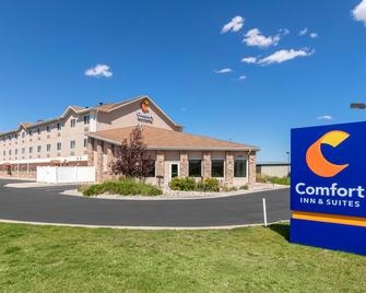 Comfort Inn and Suites Near University of Wyoming - Ларамі - Building