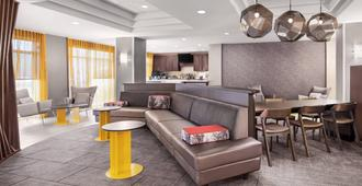 Springhill Suites Houston Hobby Airport - יוסטון - טרקלין