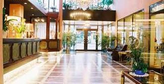Hotel Garni Geisler - Κολωνία - Σαλόνι ξενοδοχείου