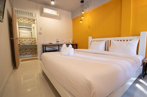 Lazy Sandals Koh Samed - Ko Samet - Bedroom