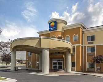 Comfort Inn Ogden near Event Center - Ogden - Building