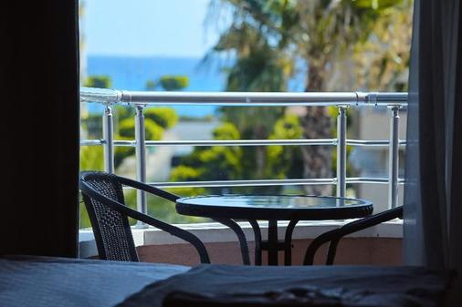 Simply Fine Hotel Alize - Alanya - Ban công