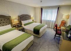 Drury Court Hotel - Dublin - Bedroom