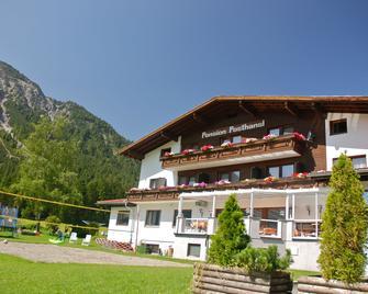 Gasthof Pension Posthansl - Heiterwang - Будівля