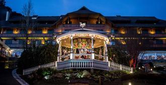 Hotel Casa da Montanha - גרמאדו - בניין