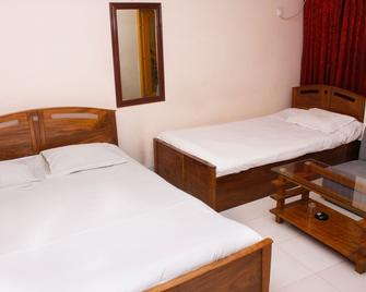 Hotel Diamond Park - Čattagrám - Ložnice