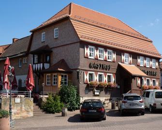 Landgasthof Zum Stern - Poppenhausen (Hesse) - Building