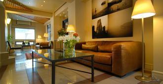 Philippos Hotel - Athen - Hành lang