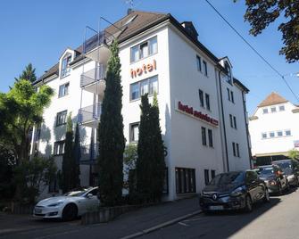 Hotel Astoria am Urachplatz - Stuttgart - Gebäude