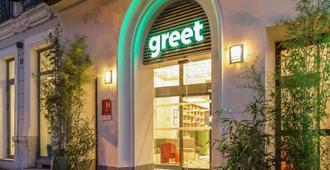 Greet Hotel Marseille Centre Saint Charles - Marsella - Edificio