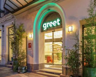 Greet Hotel Marseille Centre Saint Charles - Marselha - Edifício
