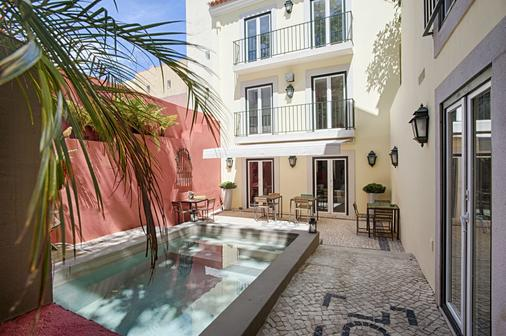 Dear Lisbon - Charming House - Lisbon - Pool
