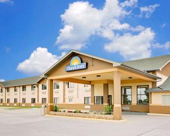 Days Inn by Wyndham North Sioux City - North Sioux City - Будівля
