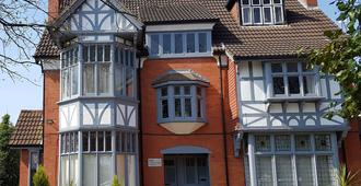 Mulberry House - Boutique Apartment - The Posh Penthouse - Four Poster Bed - Mánchester - Edificio
