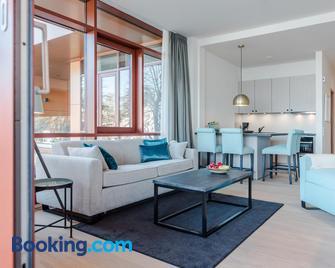 Intermar Hotel & Apartments - Glücksburg - Living room