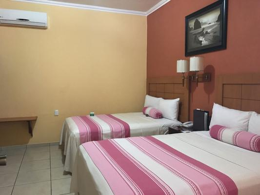 Hotel Casa Danna - Colima - Bedroom