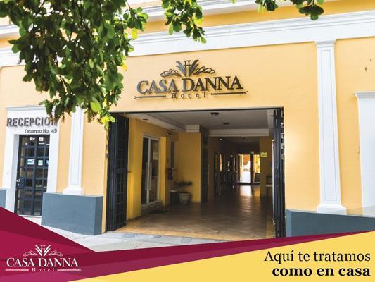 Hotel Casa Danna - Colima - Building